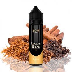 Liquidos de vapear tabaco legend blend tabaco rubio