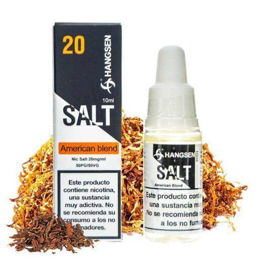 Hangsen Salts American Blend tabaquil