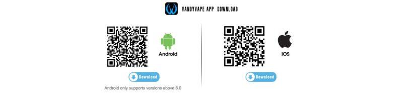 vandy vape pulse 2 app ios