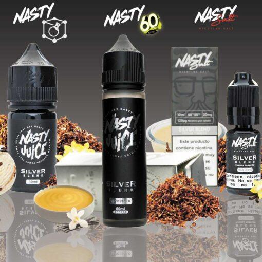 Nasty Juice Silver Blend